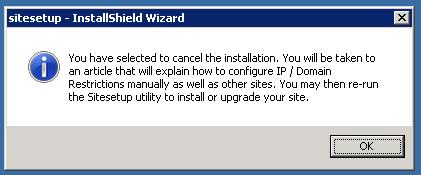 IP Restrict Installer 2